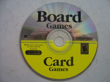Board & Card Games (PC Windows  2003)